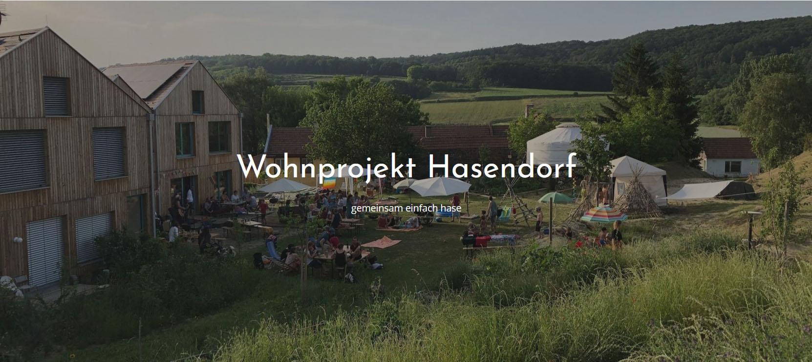 Gemeinschaftswohnhaus Hasendorf, NÖ