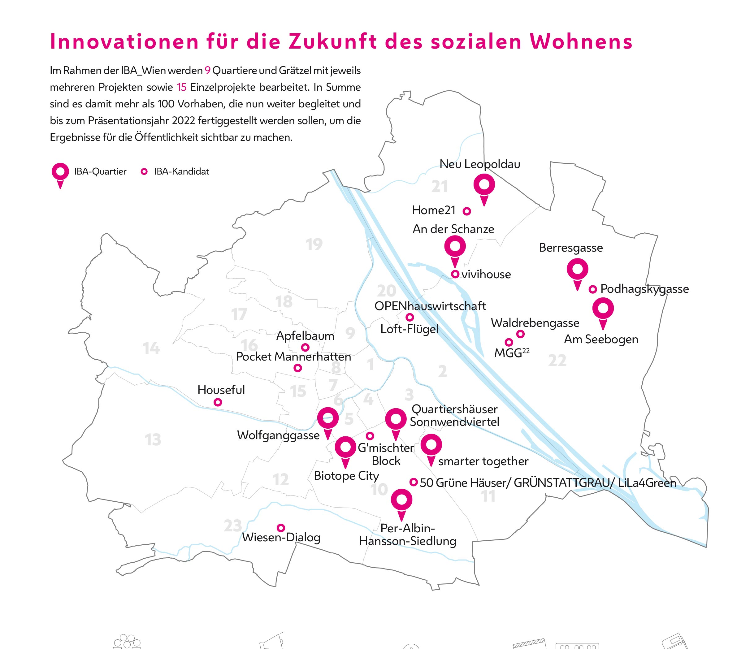 Internat. Bauausstellung (IBA) Wien 2022