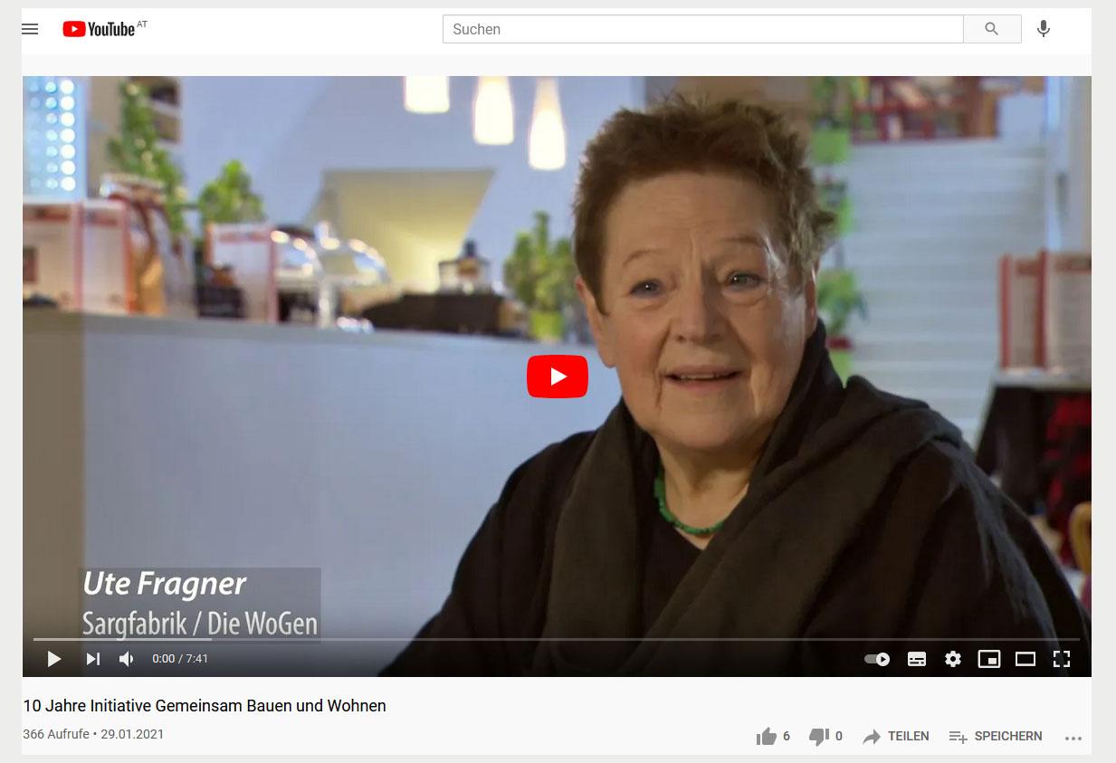 Video: 10 Jahre InitiativeGemeinsam Bauen Wohnen